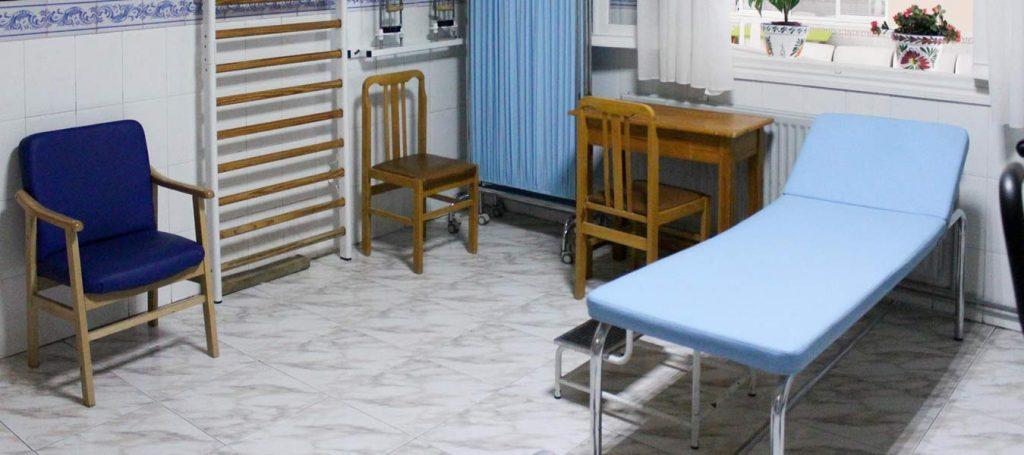 Residencia adultos mayores en Madrid